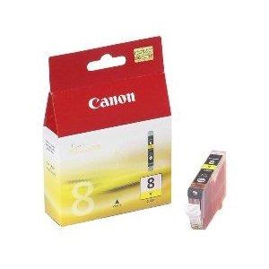 Ink jet Canon CLI-8Y žuta IP4200/5200