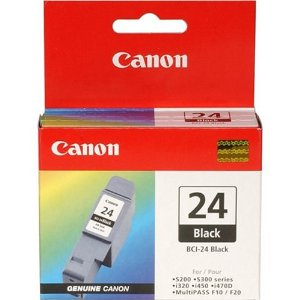 Ink jet Canon BCI-24 crni /i320
