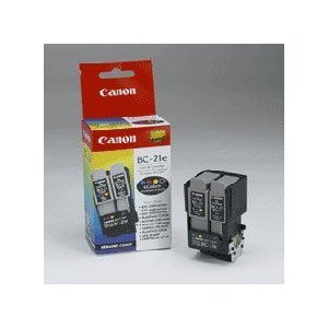 Ink jet Canon BC-21E crna+color
