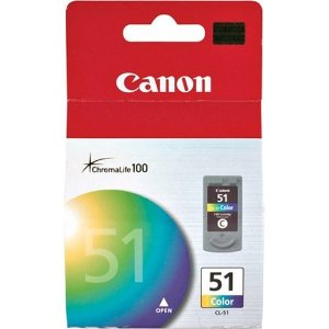 Ink jet Canon CL-511 color MP 240/260