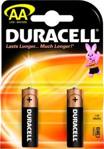 Baterije Duracell 1.5V LR6 AA K2 PLUS