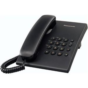 Telefon Panasonic KXT S500B crni