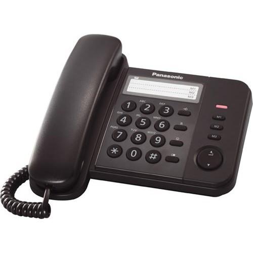 Telefon Panasonic KX-TS520B-crni
