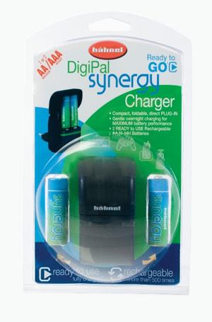 Punjač baterija Hahnel digital