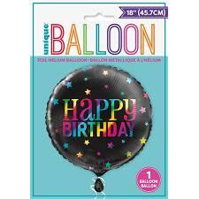 Baloni Haza 45cm RAINBOW U53840 folija 1/1