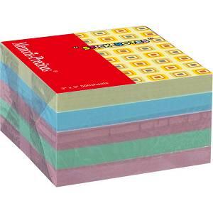 Blok samoljepljivi Memoris, pastelne boje 500L