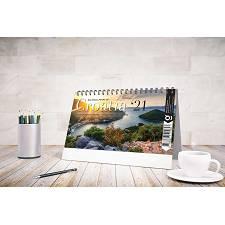 Kalendar 2021 stolni Nacionalni parkovi OG