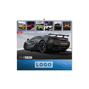 Kalendar 2020 Automobili OG