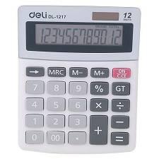 Kalkulator DELI DI1217, stolni, komercijalni 12 mjesta