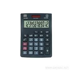 Kalkulator DG 900A 405933, stolni, 12 mjesta, crni