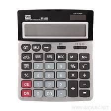 KalkulatorDG 1000, stolni, komercijalni 12 mjesta