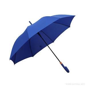Kišobran PVC drška plavi