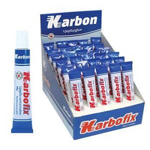 Ljepilo Karbofix Univerzalno 35g pakiranje 24 kom