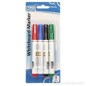 Marker za bijelu ploču 4/1 blister 403720