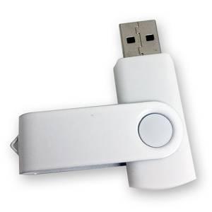 Memory usb stick Mono 4 GB bijeli