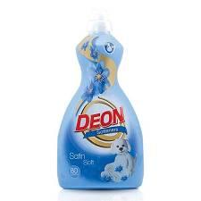 Oplemenjivač rublja DEON Satin Soft 2000 ml