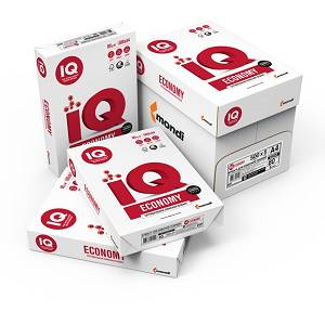 Papir A4 IQ Economy plus 80g 500/1
