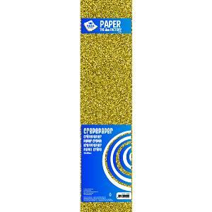 Papir krep Haza 150*50 162261 zlatni