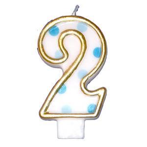 Svjećica rođendan.Haza broj