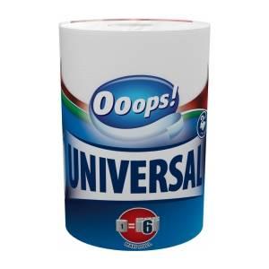 Toaletni ubrusi 1/1 Ooops! Universal 20cm dvoslojni