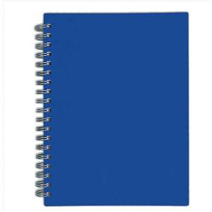 Rokovnik spiralni B5 plavi