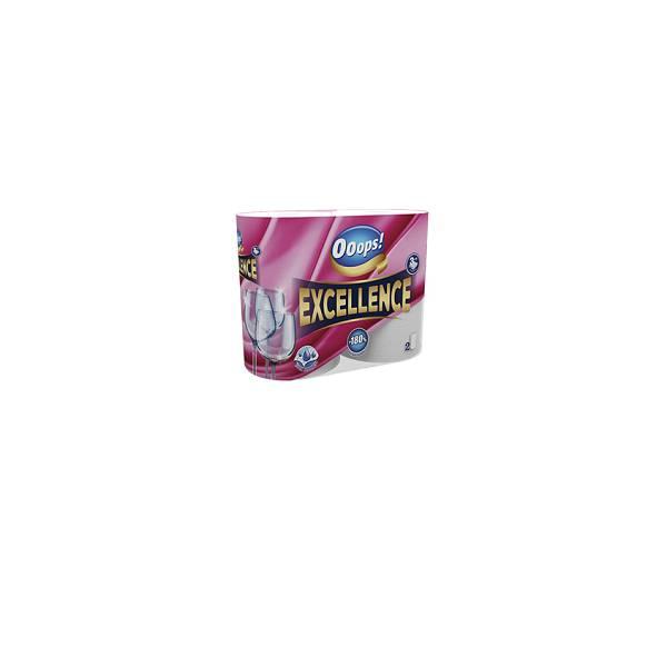 Toaletni ubrusi 2/1 Ooops! 3sl Excellence 24cm